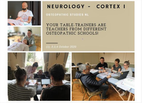 Team Cortex I Osteopathic Studies bekend!